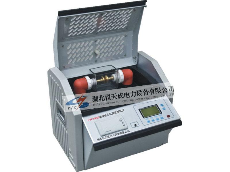 YTC3602B绝缘油介电强度测试仪