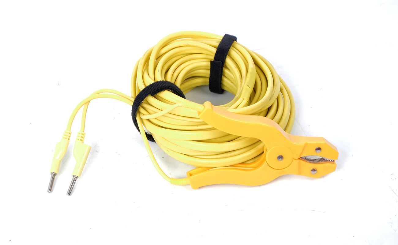 YTC6450输电线路工频参数测试仪连接线2