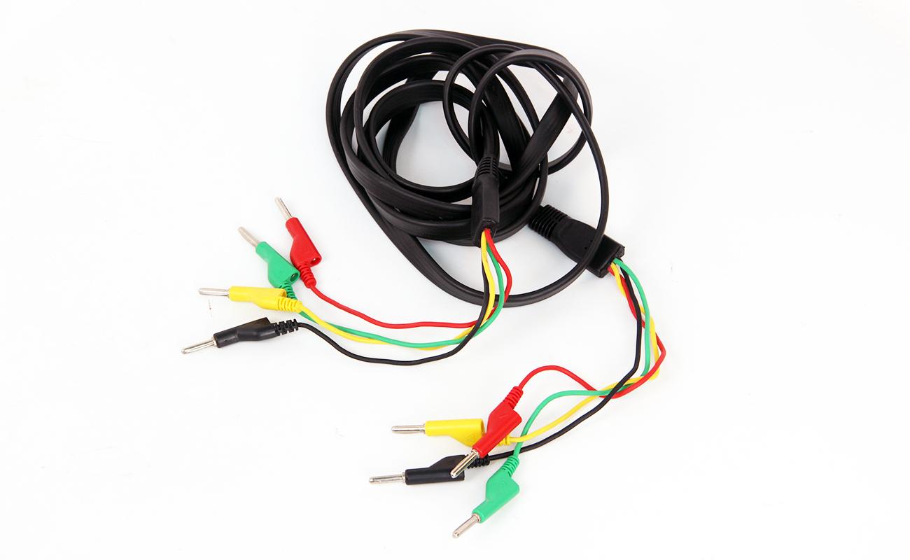 YTC2089手持式三相电能表现场校验仪连接线6