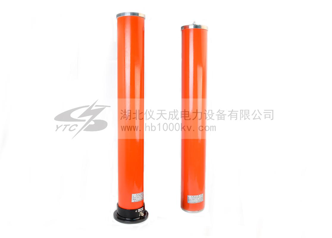 变频串联谐振电缆交流耐压试验装置电容分压器
