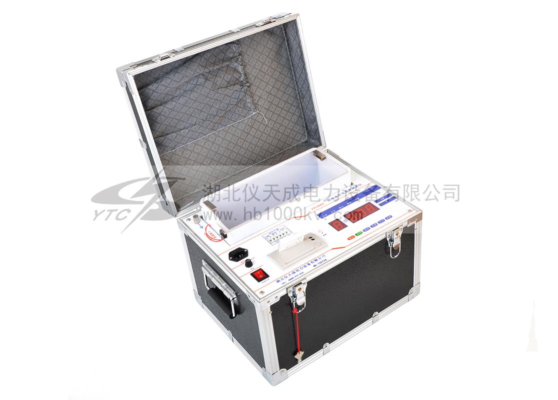 YTC3601绝缘油介电强度测试仪(单杯1)主机