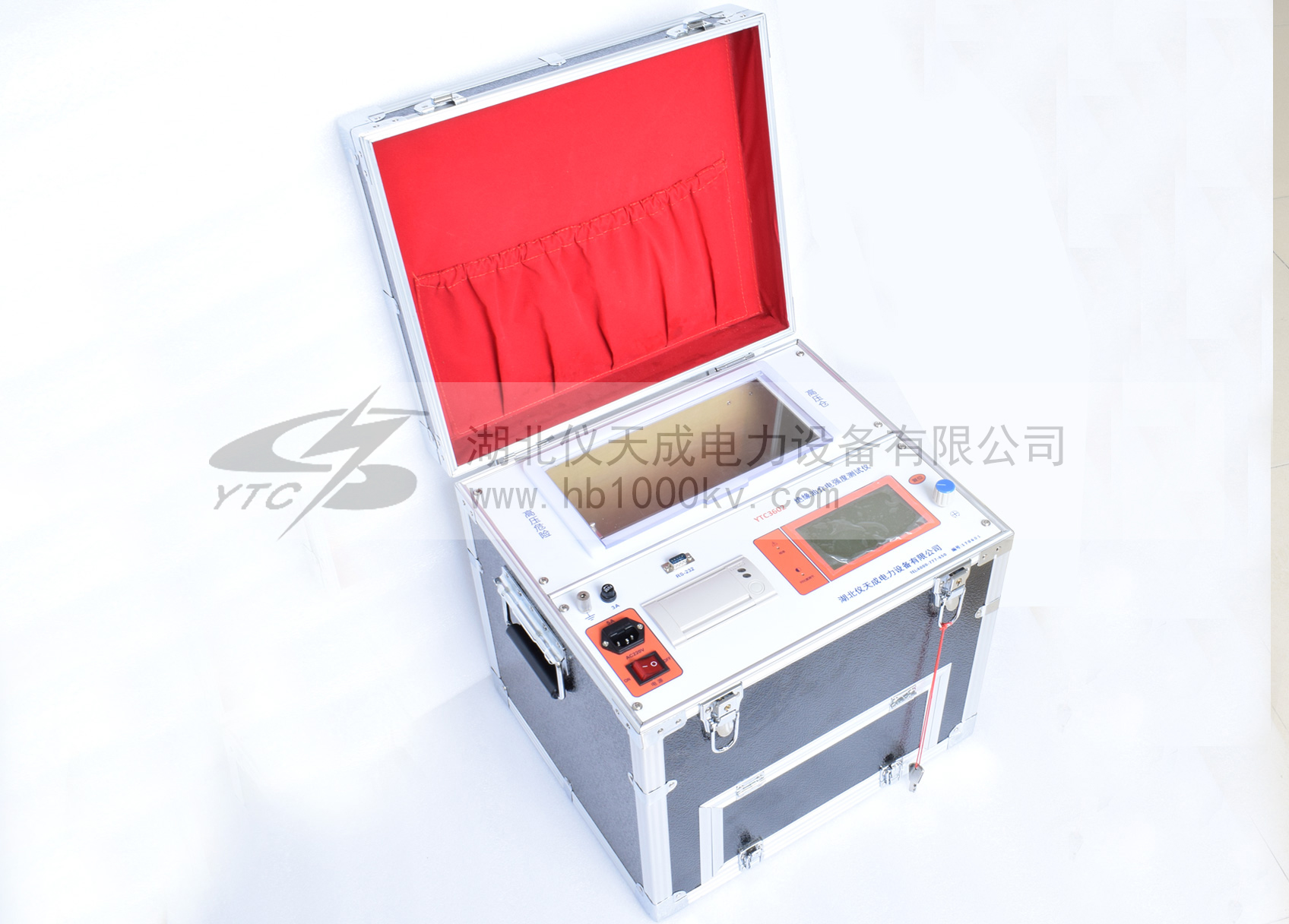 YTC3602绝缘油介电强度测试仪(单杯2)主机