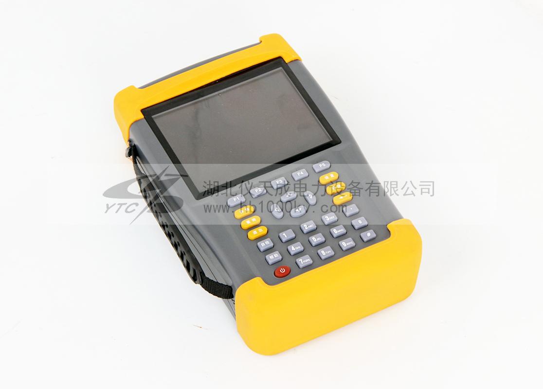 YTC2089手持式三相电能表现场校验仪主机