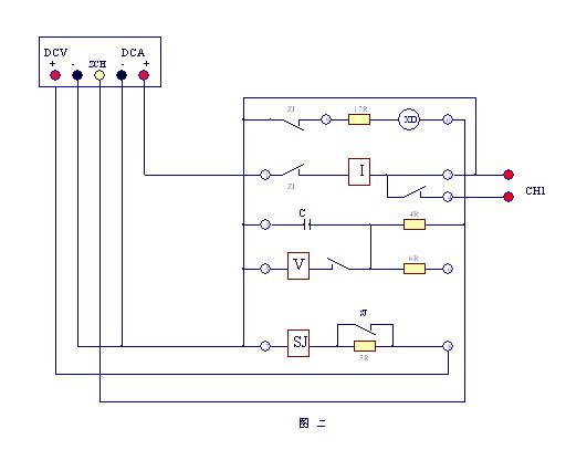 (6)按复位键,待调压器回零后,关电源开关.