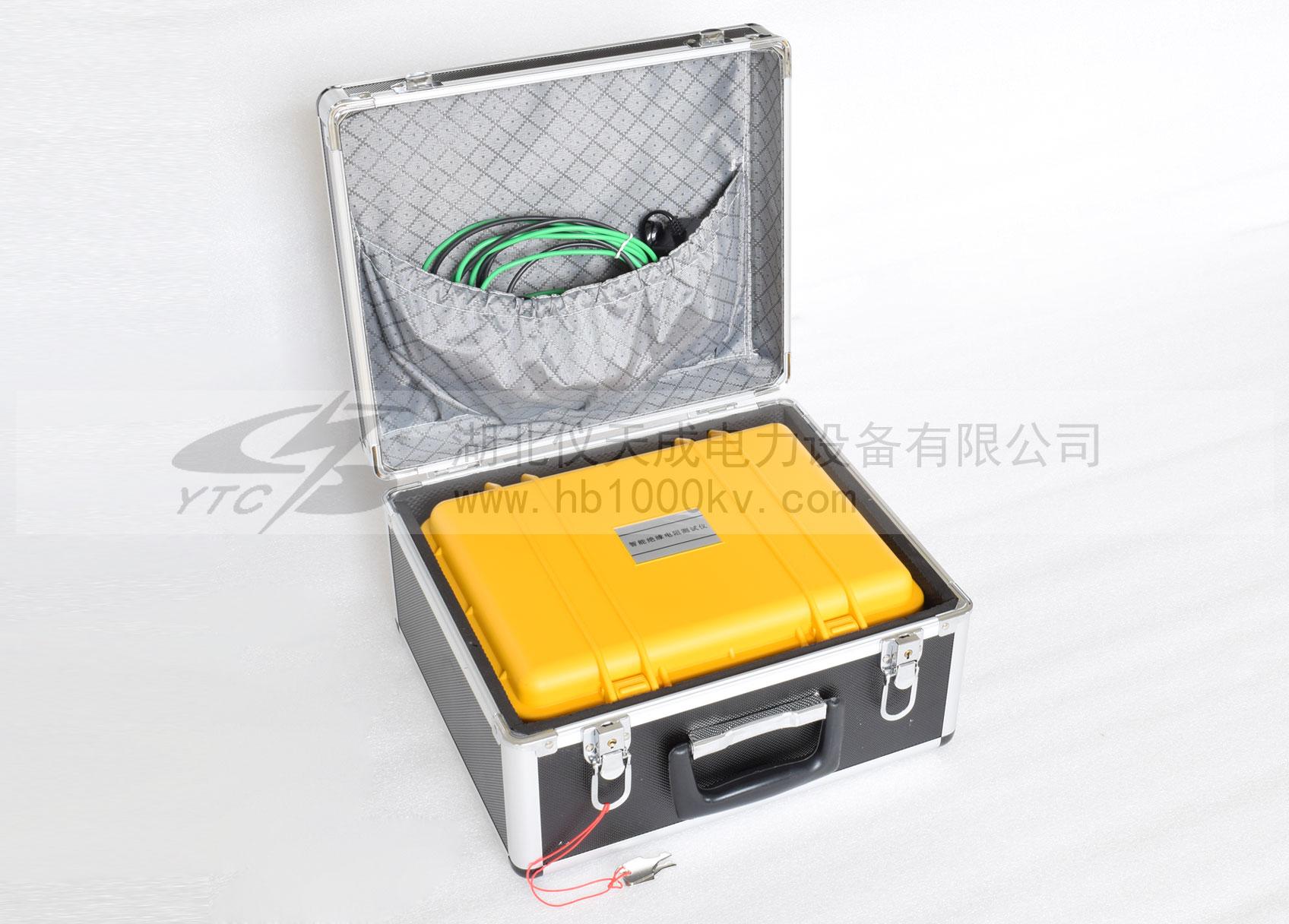 YTC5000智能绝缘电阻测试仪装箱图