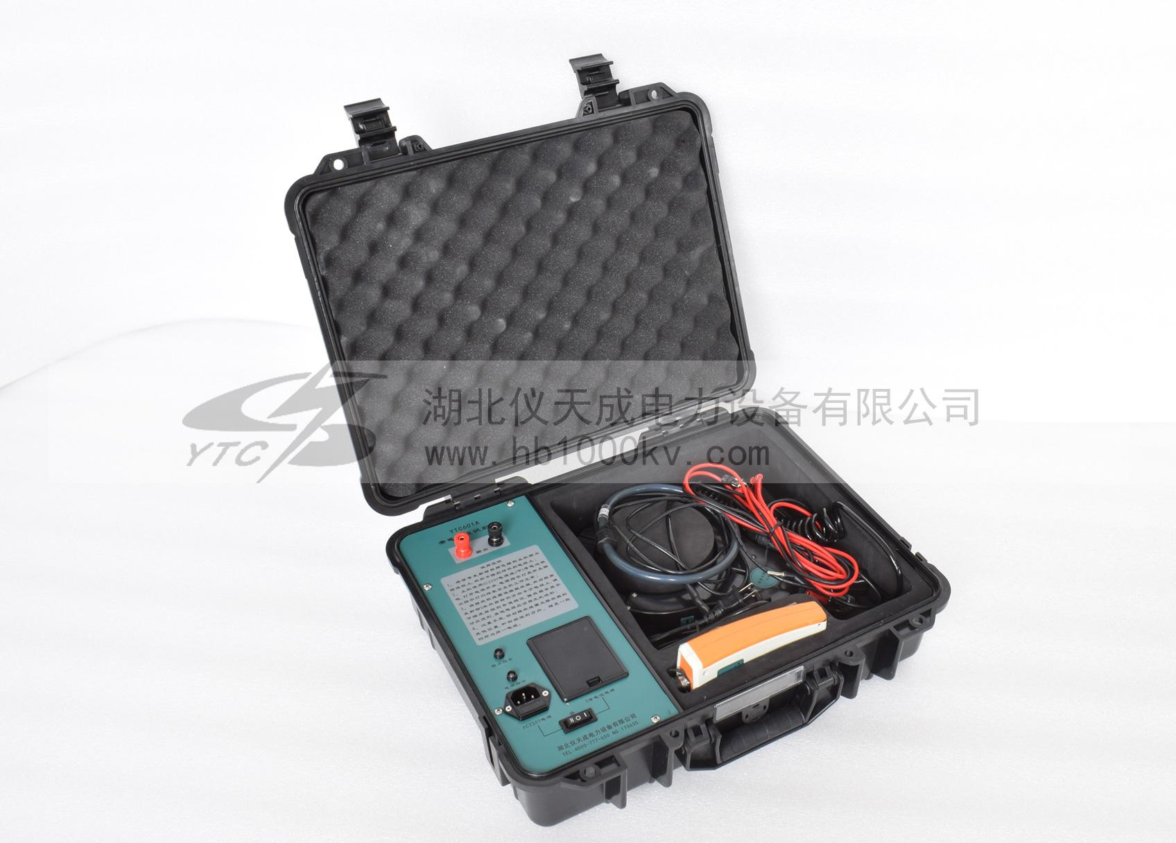 YTC601A带电电缆识别仪主机