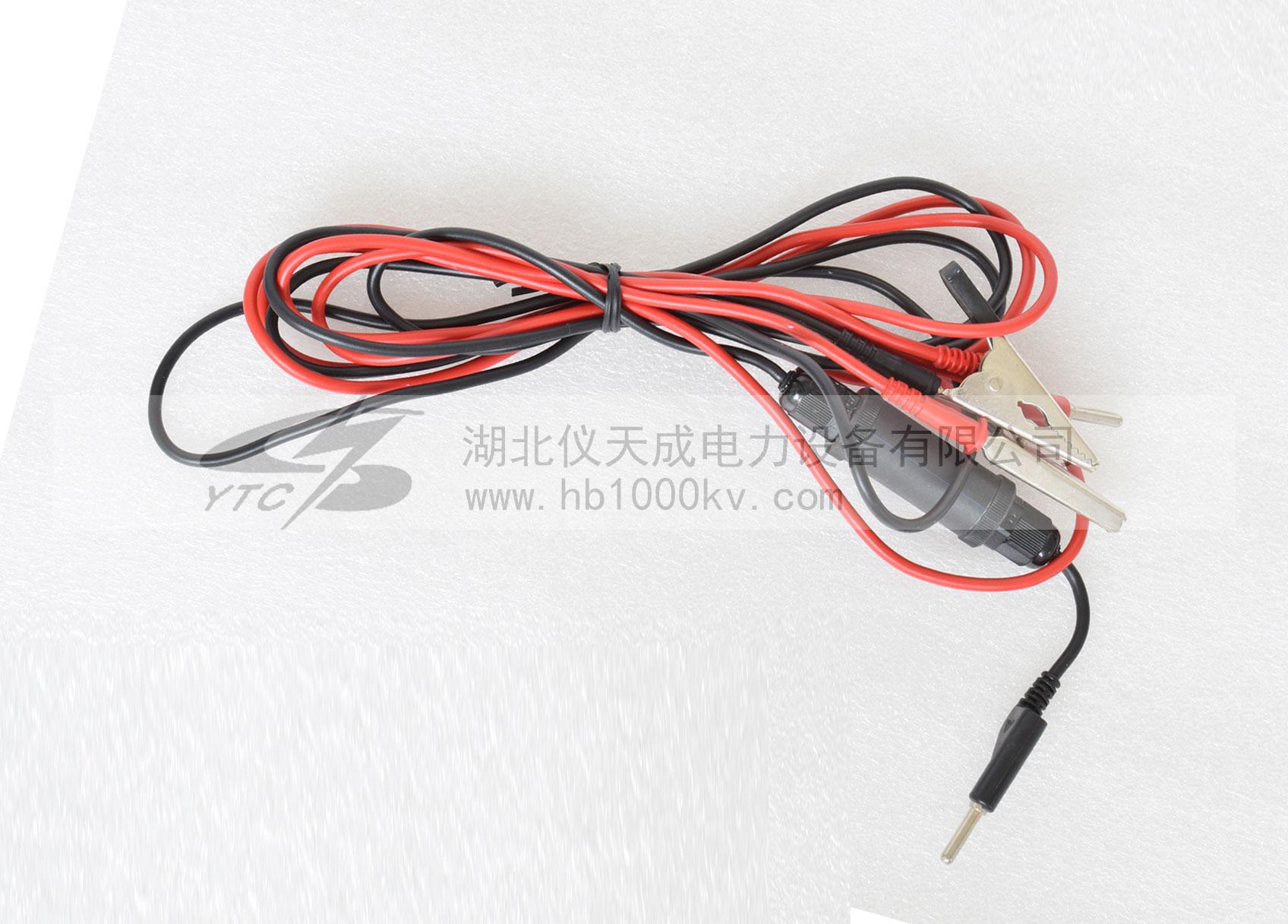 YTC601A带电电缆识别仪连接线