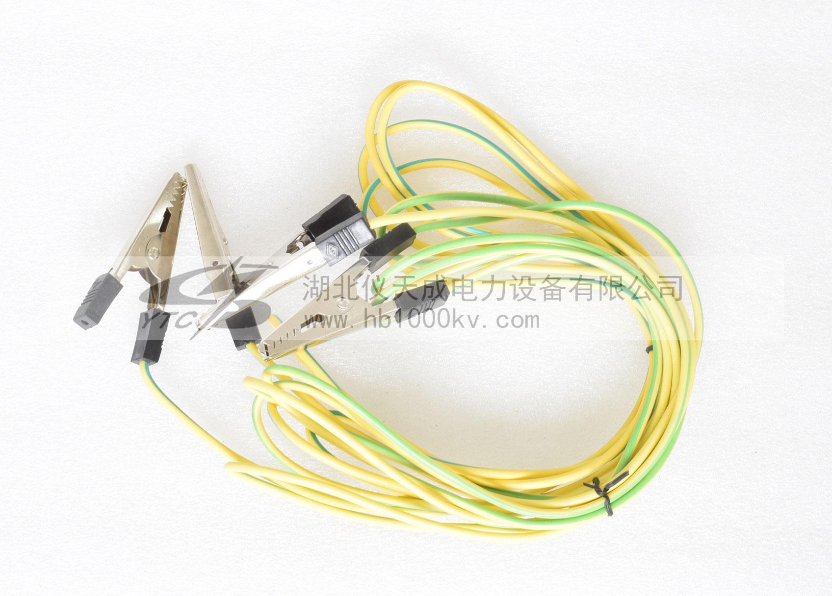 YTC607电缆刺扎器连接线2
