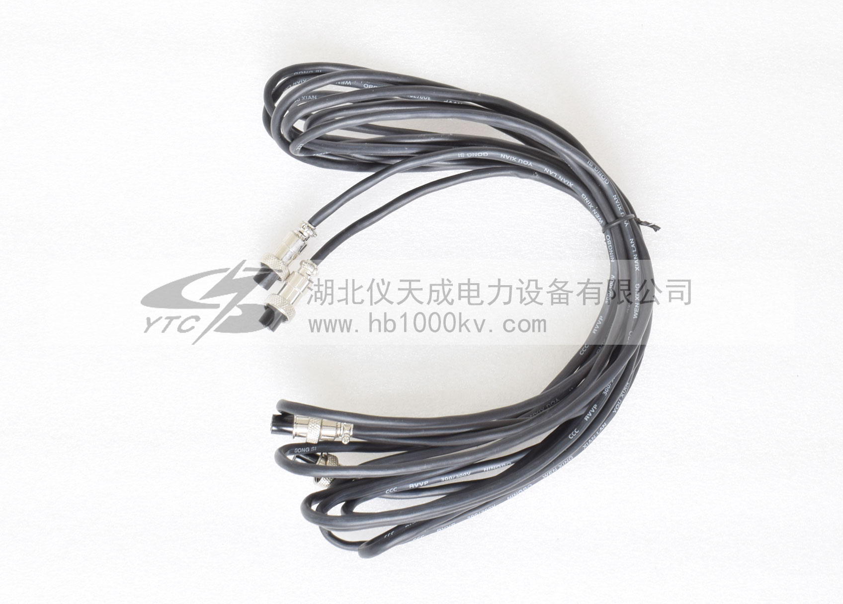 YTC607电缆刺扎器连接线1