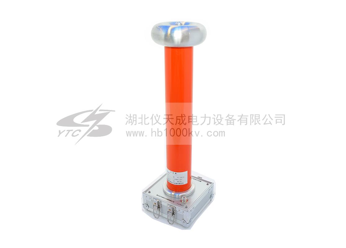 YTC850发电机工频串联谐振耐压试验装置电容分压器