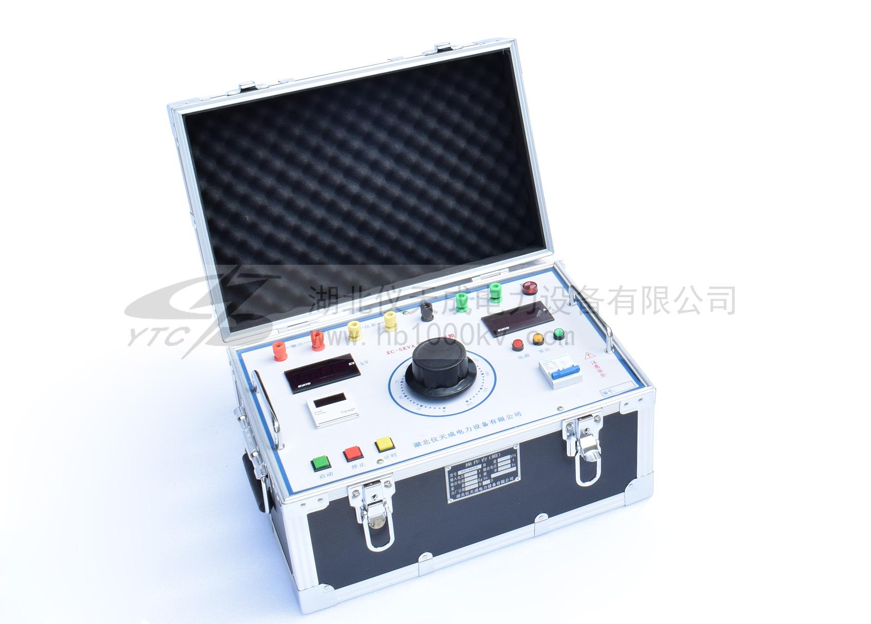 充气式试验变压器控制箱