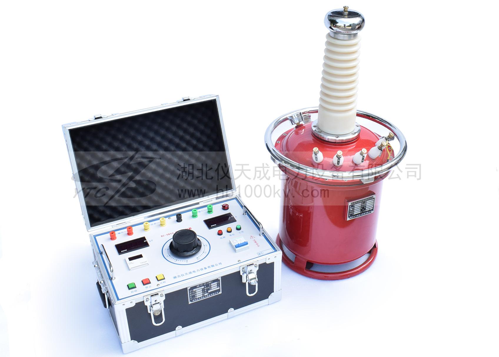 YDQ5/50充气式试验变压器