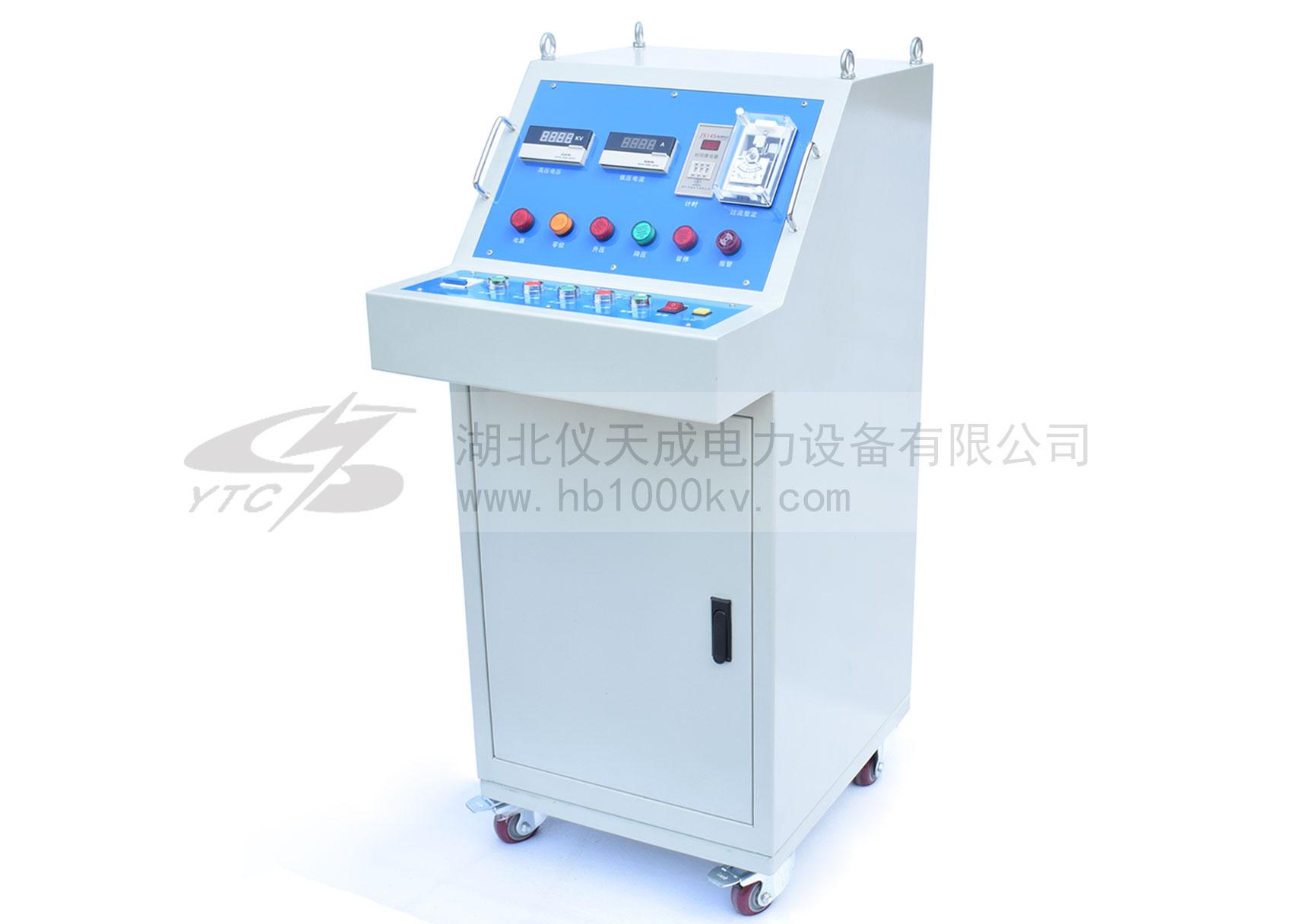 充气式试验变压器控制台
