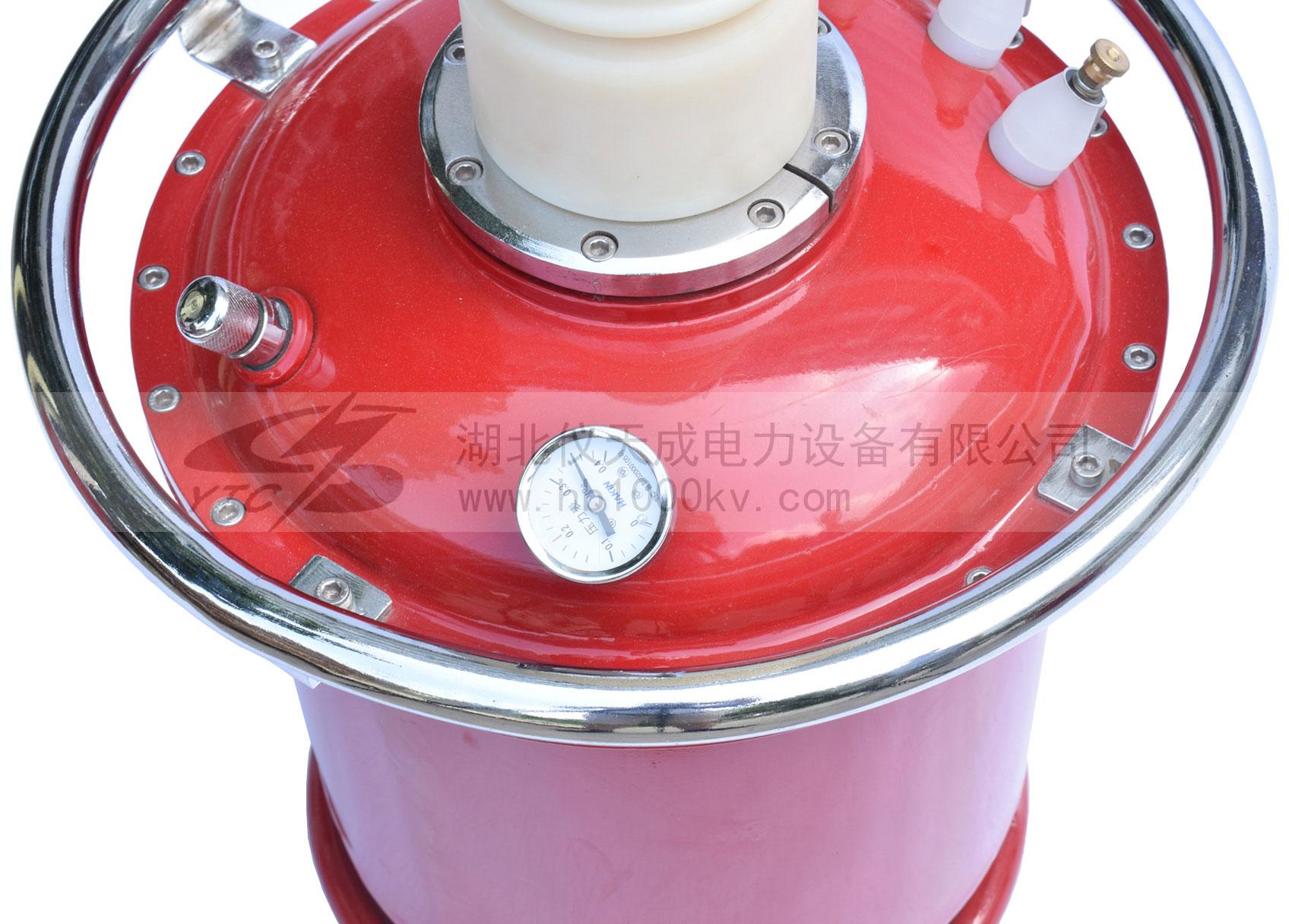 充气式试验变压器细节2