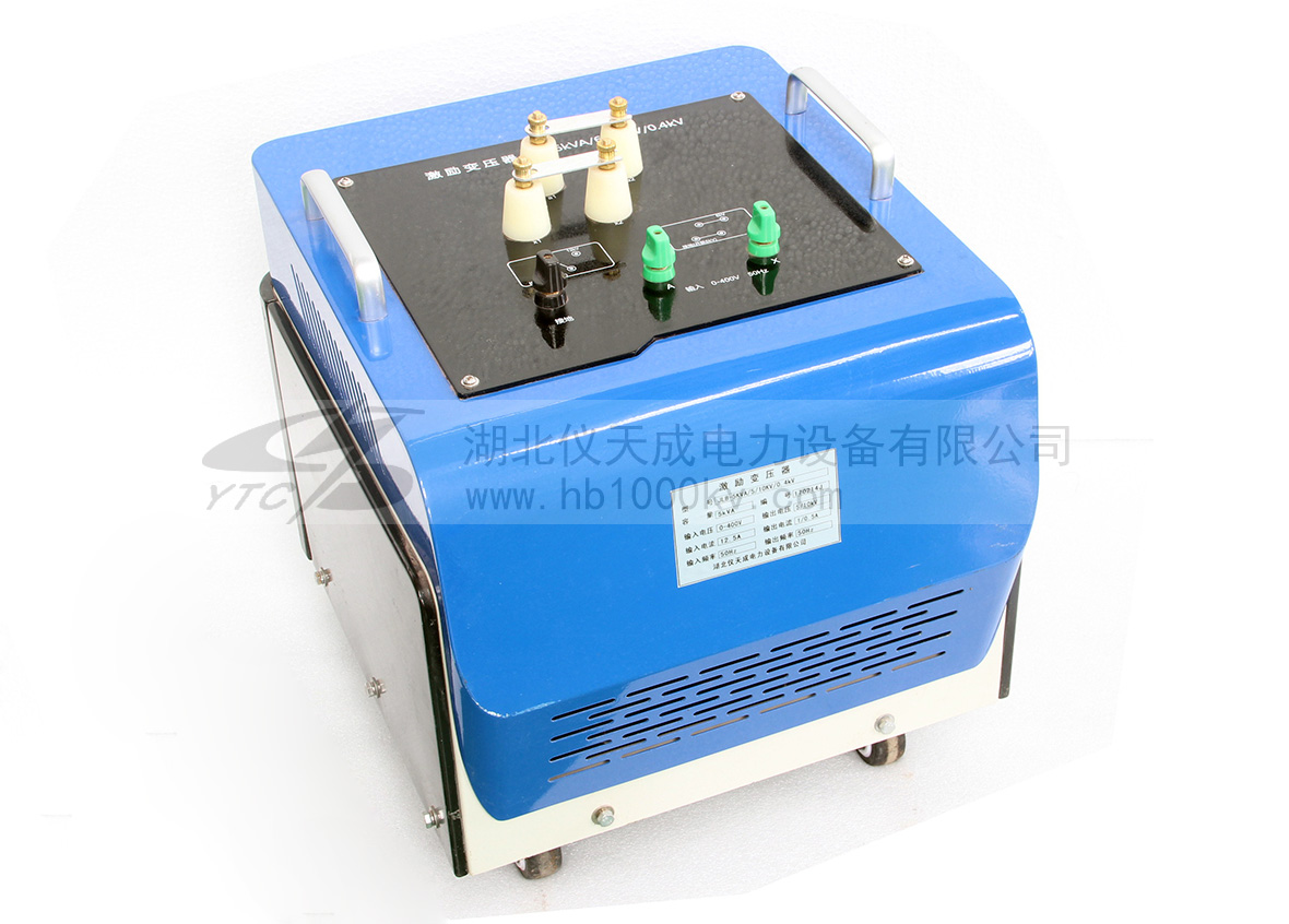 YTC851系列CVT串联谐振检验用升压装置电抗器
