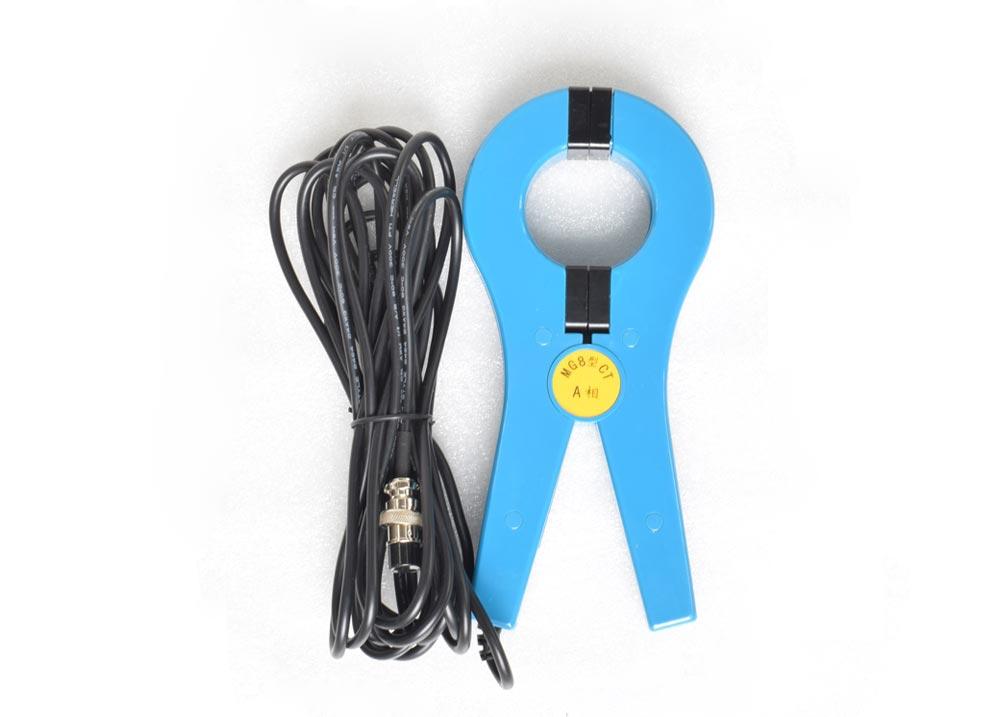 YTC720S全自动电容电感测试仪电流钳A相