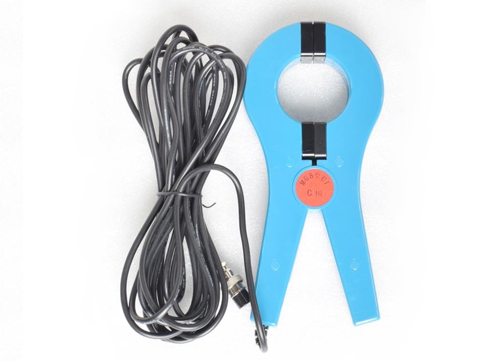 YTC720S全自動電容電感測試儀電流鉗C相