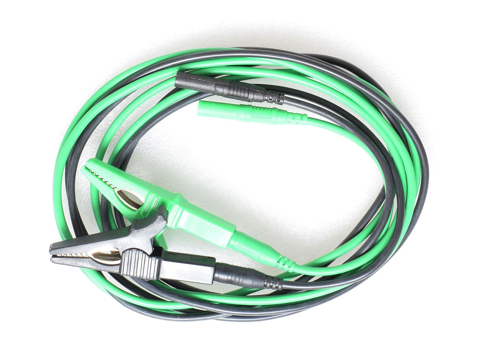 YTC2010智能双显绝缘电阻测试仪连接线2