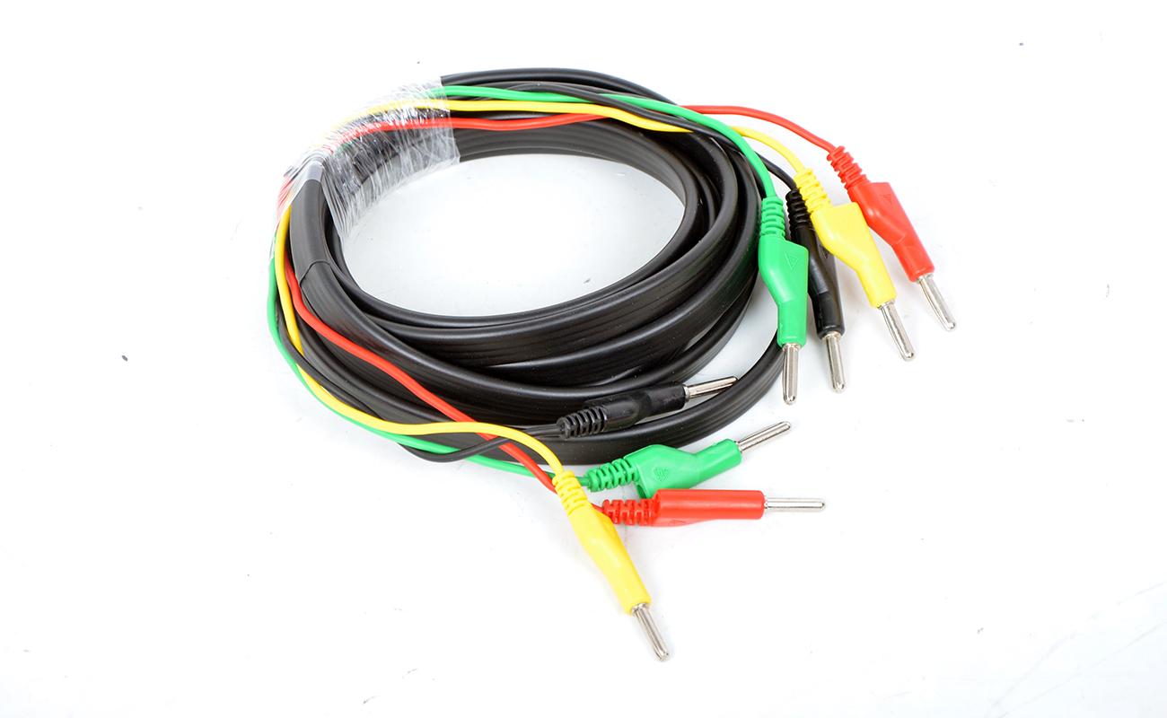 YTC2088多功能电能表现场校验仪电压信号连接线