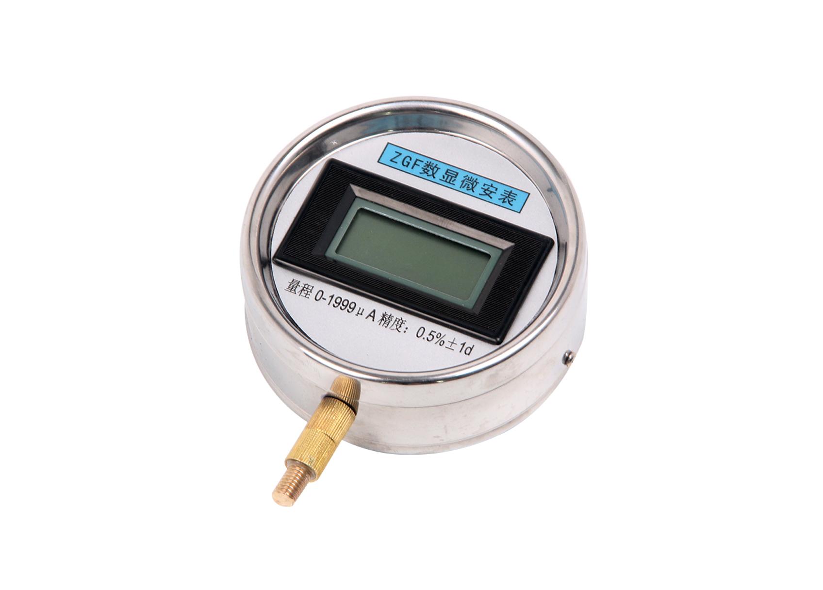 YTCZG-200kV/2mA直流高压发生器微安表