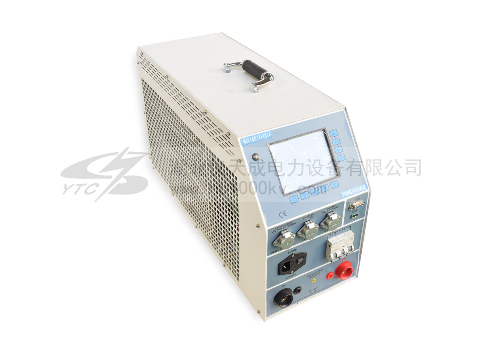 YTC5980智能蓄电池放电监测测试仪主机