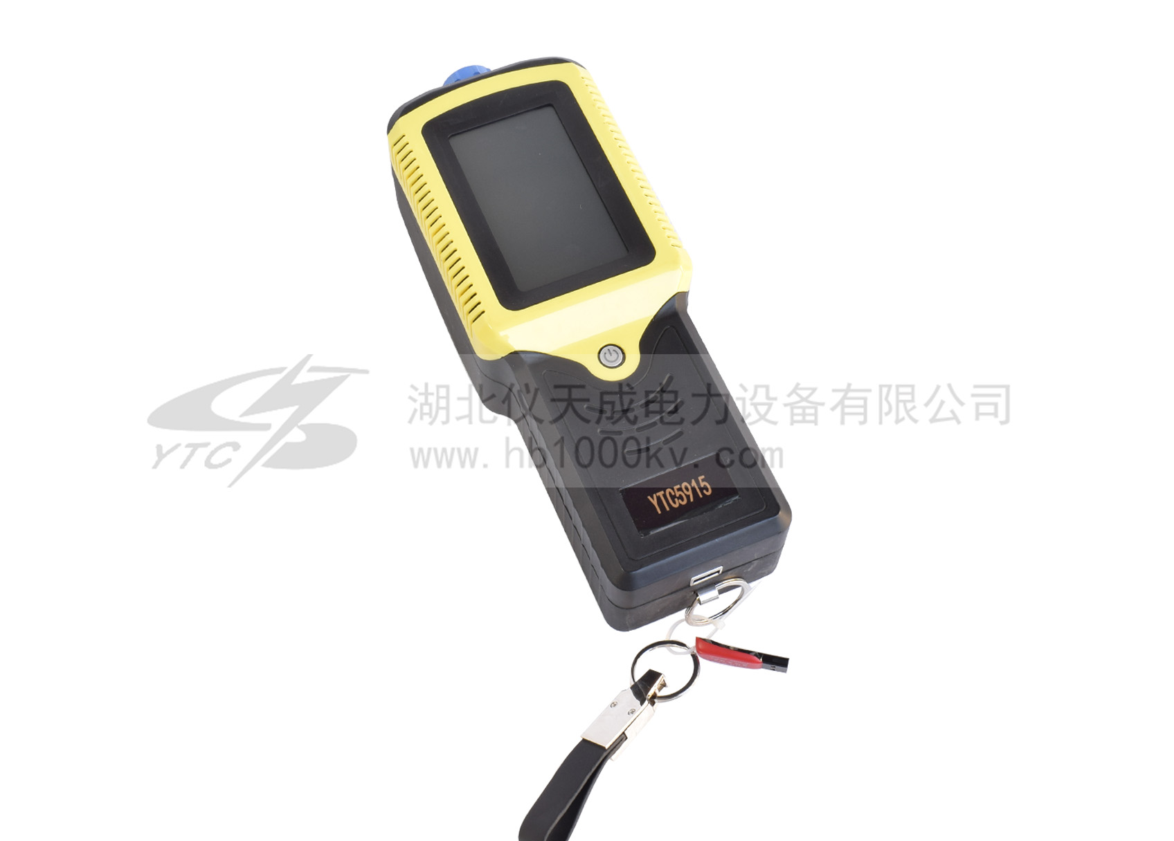YTC5915智能蓄电池内阻测试仪主机