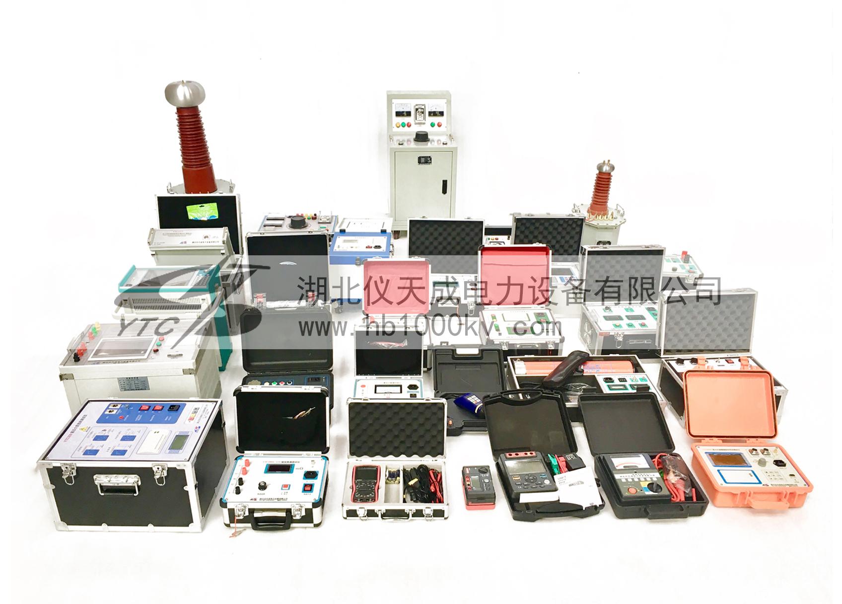 承裝修試承試類三級資質設備清單