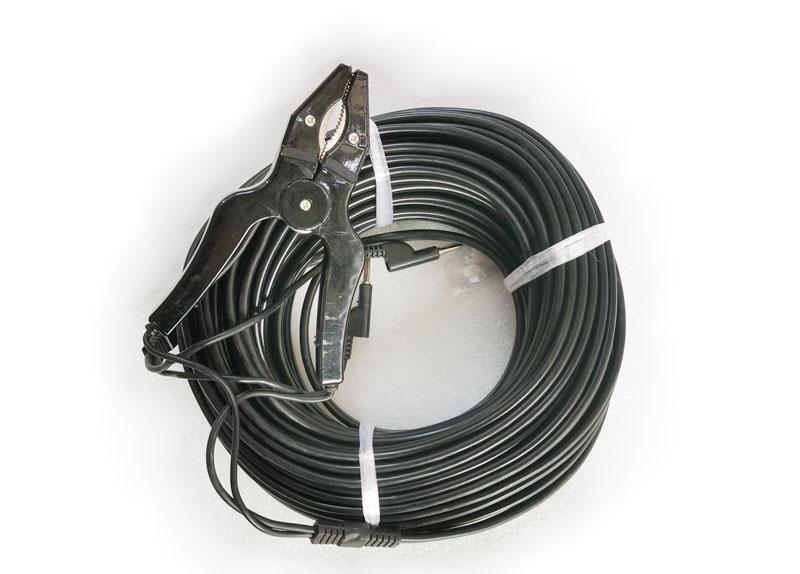 YTC2886(S)手持式接地引下线导通测试仪测试钳2