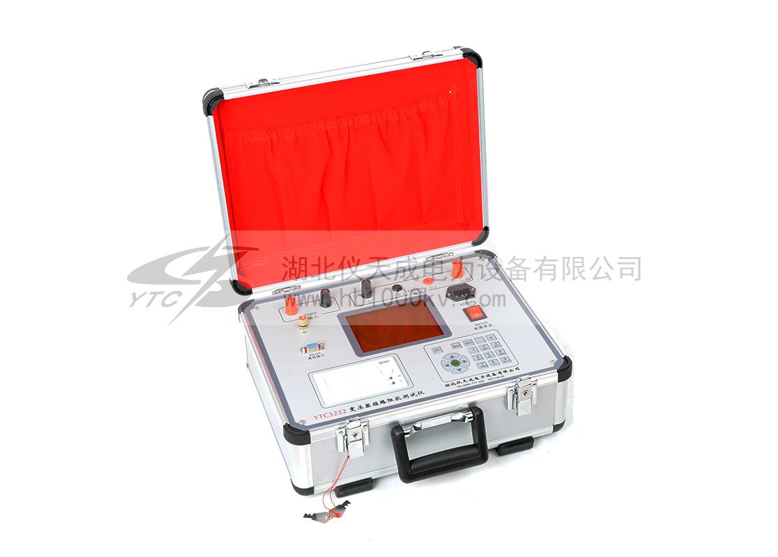 YTC3222变压器短路阻抗测试仪