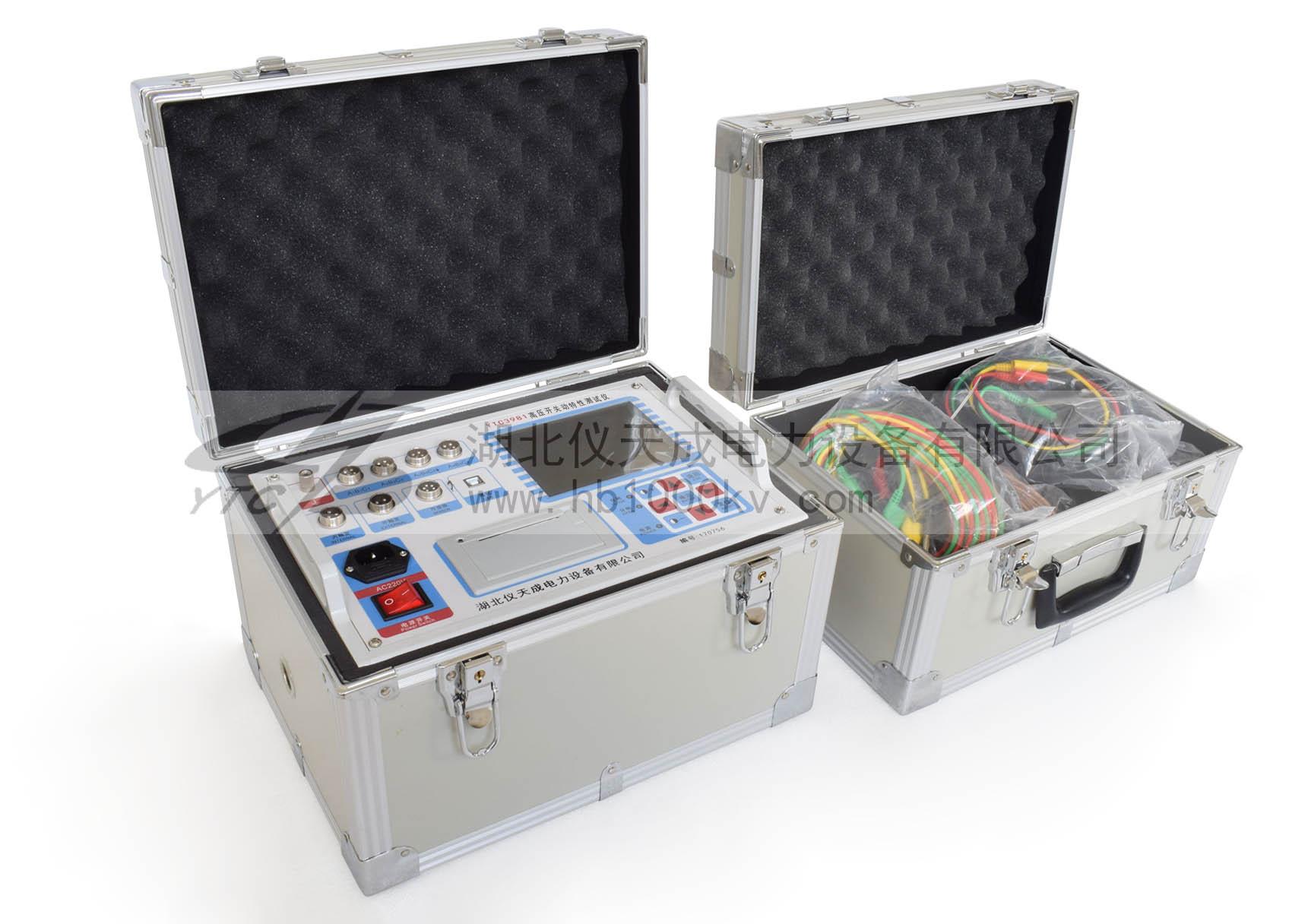 YTC3981断路器动特性测试仪
