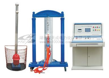 YTC6170电力安全工具器具力学性能测试机