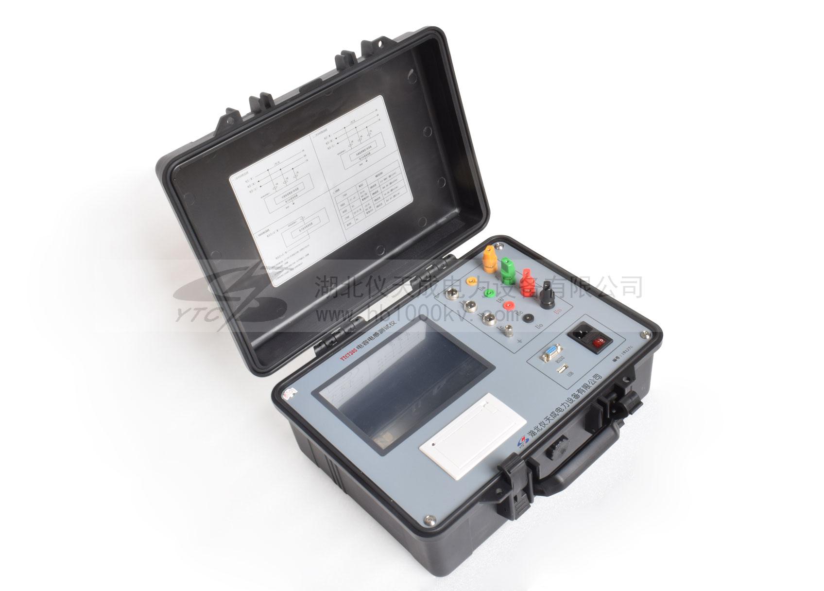 YTC720S全自动电容电感测试仪