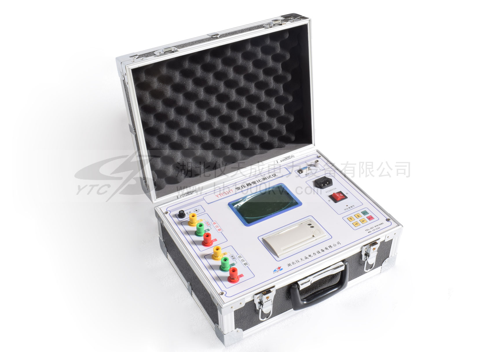 YTC3317全自dong变比组别测试仪