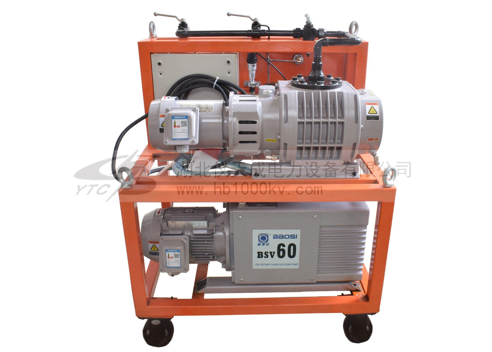 YTC4770 SF6气体抽真空充气装置