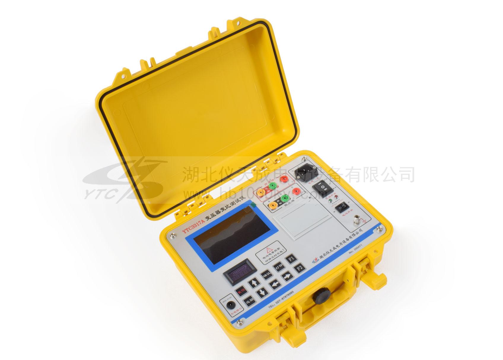 YTC3317A變壓器變比測試儀