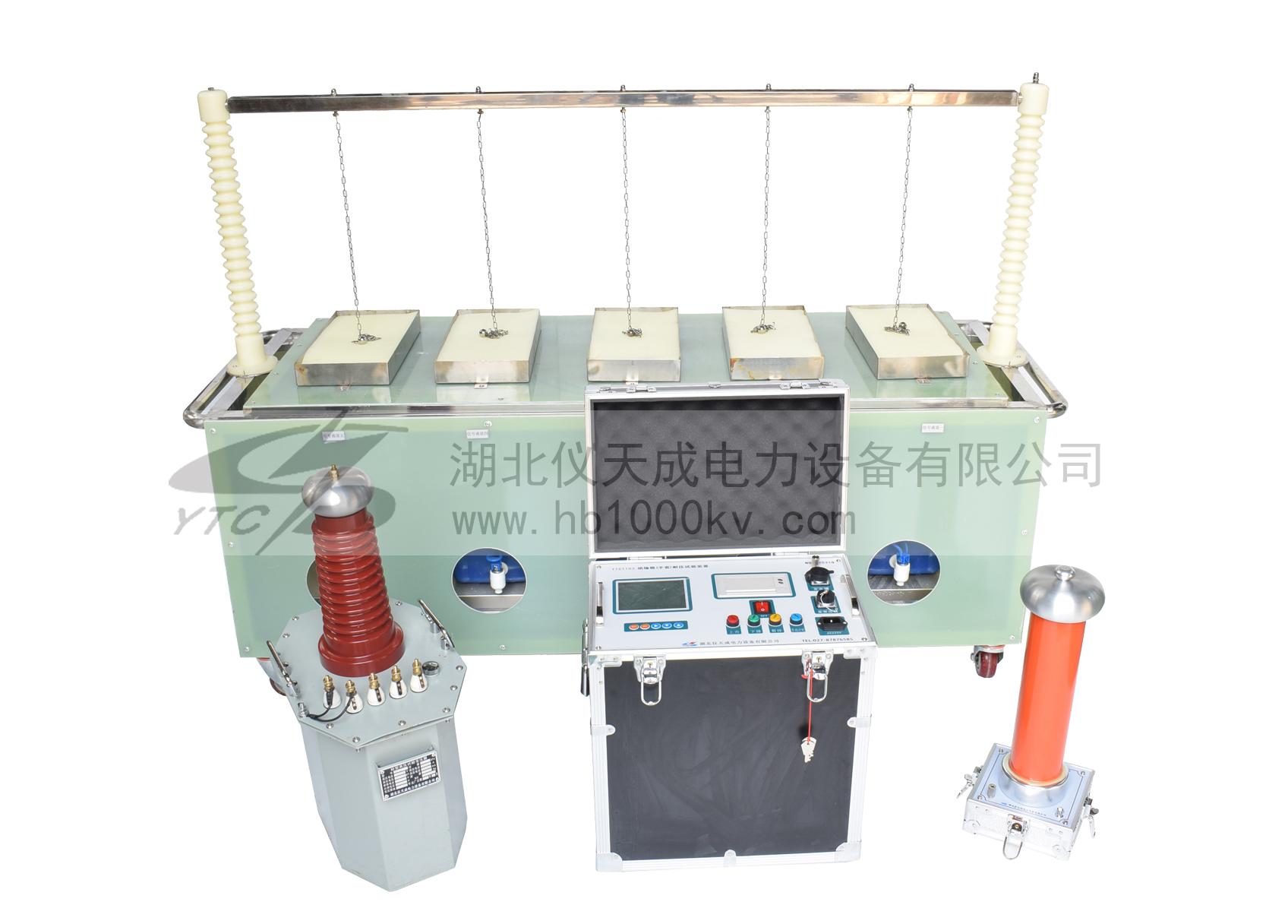 YTC1103绝缘靴(手套)防护工具耐压试验装置整体图