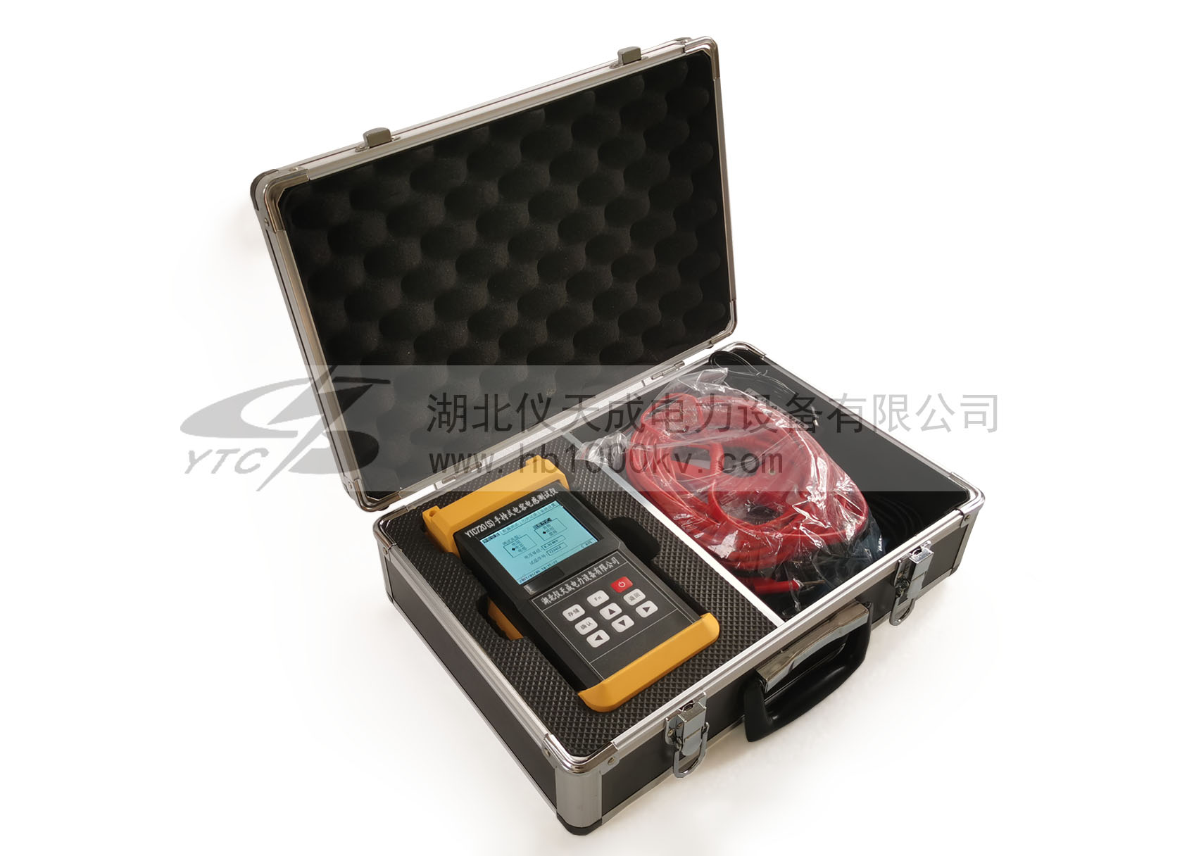 YTC720(S)手持式电容电感测试仪整体图