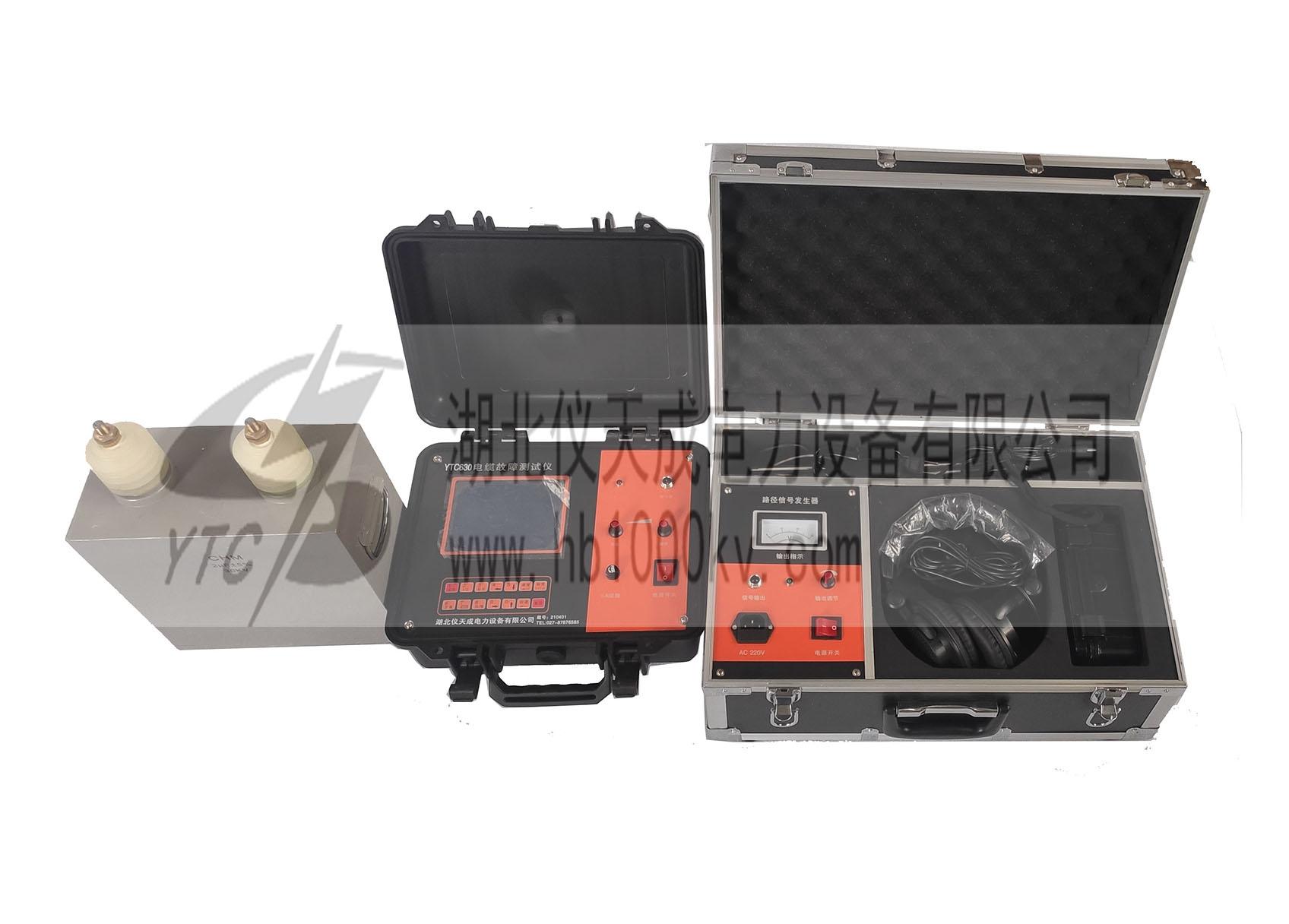 YTC630电缆故障测试仪整体图