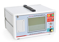 YTC720S全自dong电容电感测试yi操作shi频